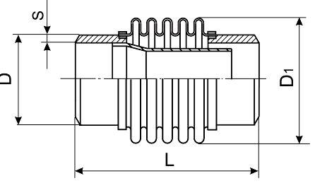 Отвод П 90 ст.09Г2С 57х3,5  ГОСТ 17375-2001